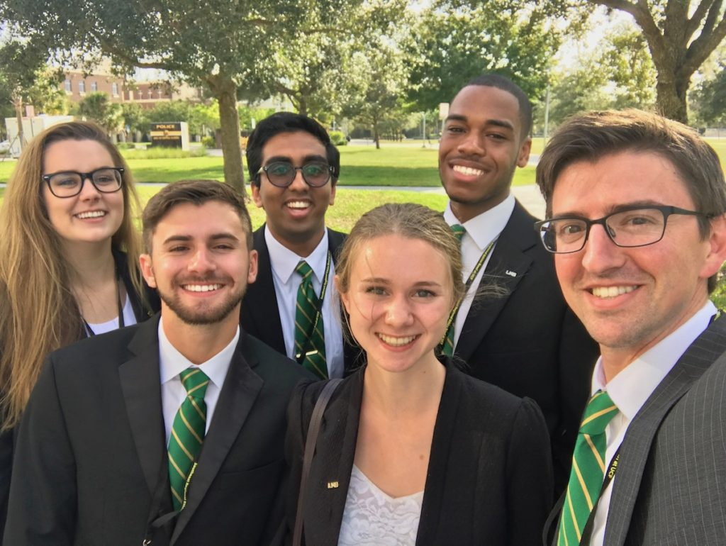 UAB Ethics Bowl Team 2016